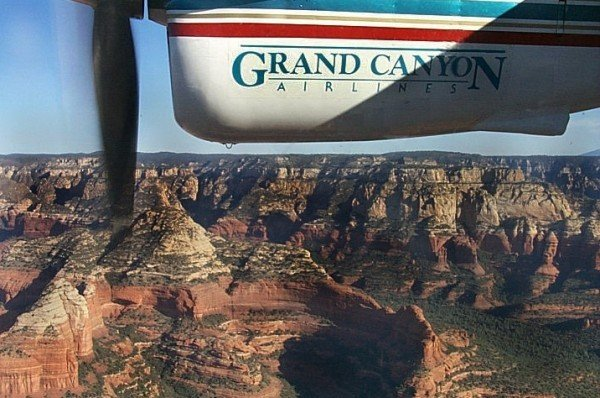 Grand Canyon Charter Flights