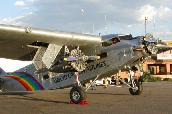 Grand Canyon Airlines Ford Tri-Motor