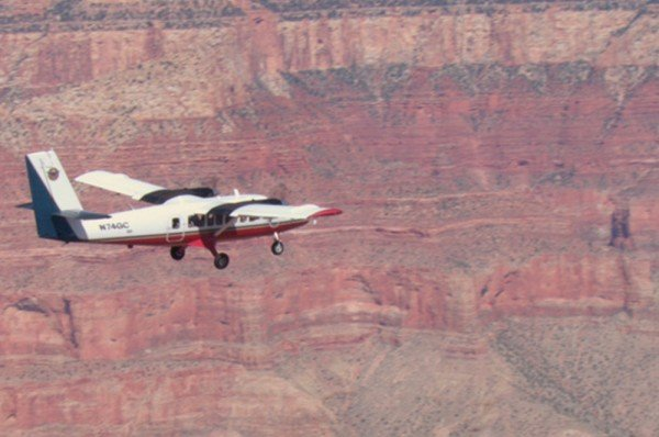 Grand Canyon Deluxe Tour Grand Canyon Airplane Tour