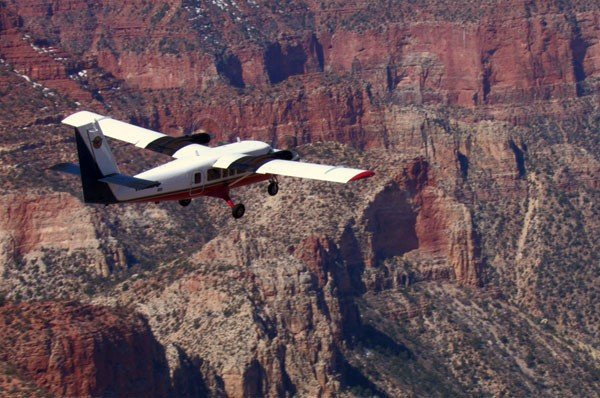 Grand Discovery Grand Canyon Airplane Tour