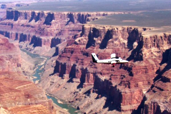 Indian Adventure with Skywalk Grand Canyon Airplane Tour