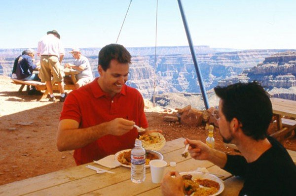Indian Adventure Grand Canyon Airplane Tour
